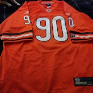 CHICAGO BEARS JERSEY. PEPPERS #90